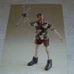 1994 GI Joe 30th Salute #12 Atomic Man Trading card